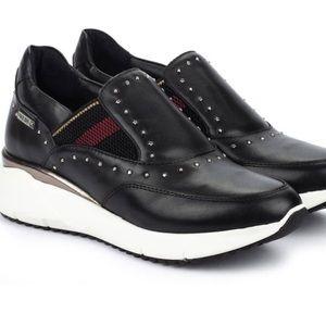 PIKOLINOS Sella Wedge Platform Sneakers 40 9.5